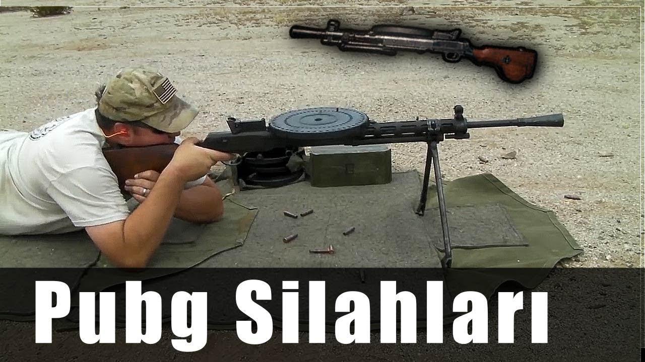 Pubg Silahları Gerçekte Nasıl