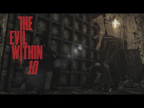 The Evil Within #10  🈲 Auf High-Heels durch die Anstalt
