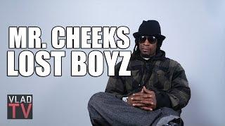 Mr. Cheeks on