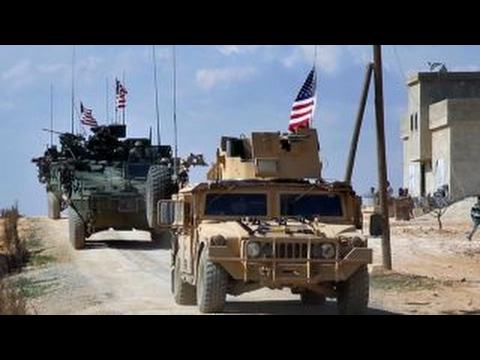 US Marines arrive in northern Syria to help fight ISIS