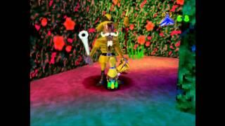 Gex 3: Deep Cover Gecko 100% - Mystery TV