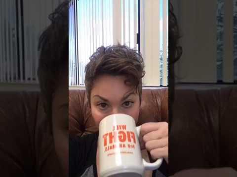 Kim Rhodes Facebook Livestream 12417