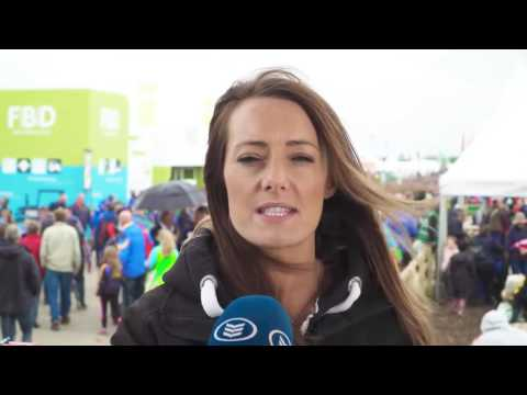 Day 2 Bank of Ireland at The National Ploughing Championships 2016