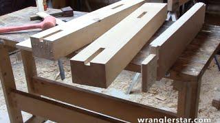 Poor Man's Carpenters Bench   11 Wranglerstar