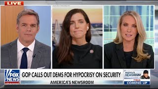 Rep. Nancy Mace Blasts Democrats' Hypocrisy on Capitol Security, Border Wall | Interviews with Nancy