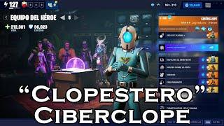Team Hero Cyberclope In Fortnite Save The World