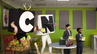 C ve N ile Cartoon Network Lunchables Ticari (!)