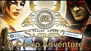 Sacred 2 Gold - A Co-op Adventure #2 - The Ultimate Power