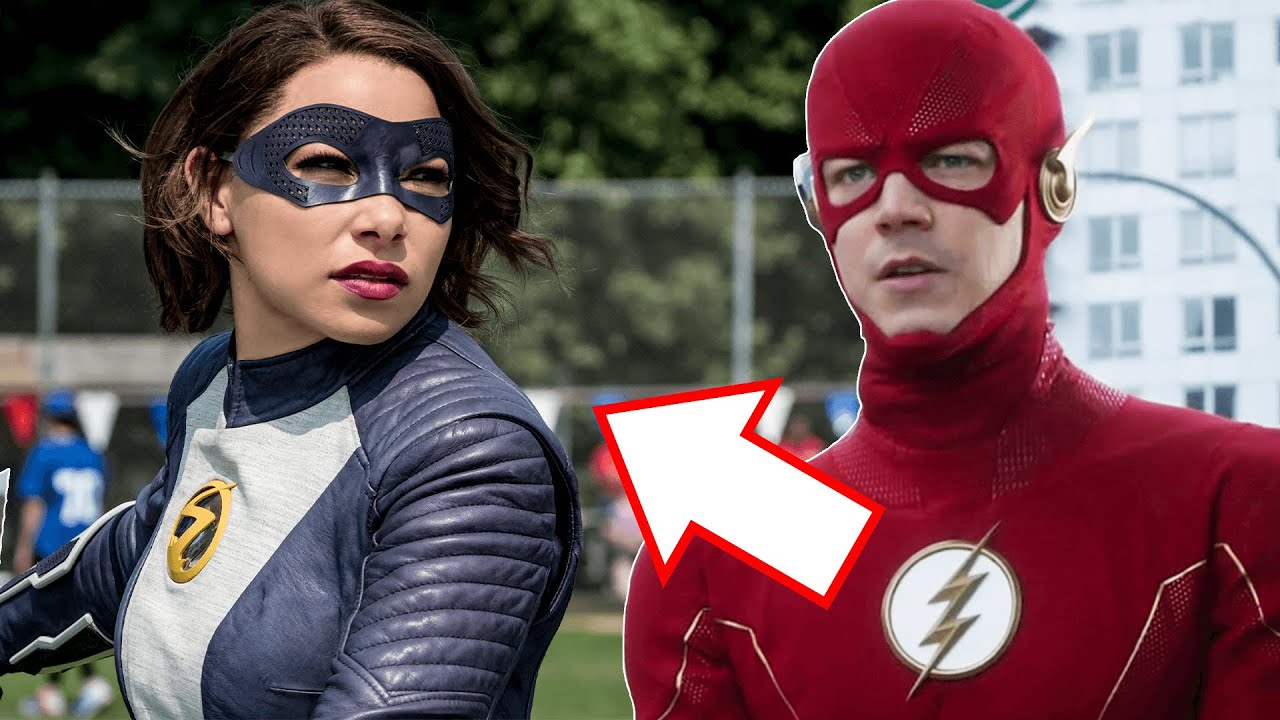 Download Nora West-Allen Returns as XS Confirmed with Impulse & Jay Garrick! The Flash 150th Episode Teaser!