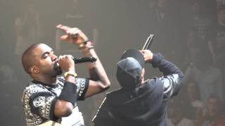 Jay-Z Kanye West Encore Live Montreal 2011 HD 1080P