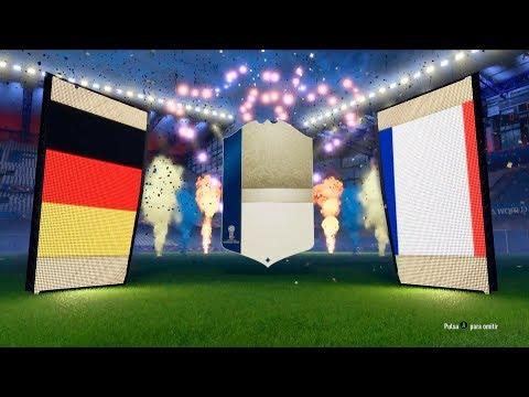 10 ICONOS ASEGURADOS! - FIFA 18 WORLD CUP