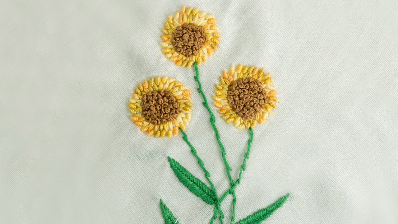 Help? New to Embroidering?