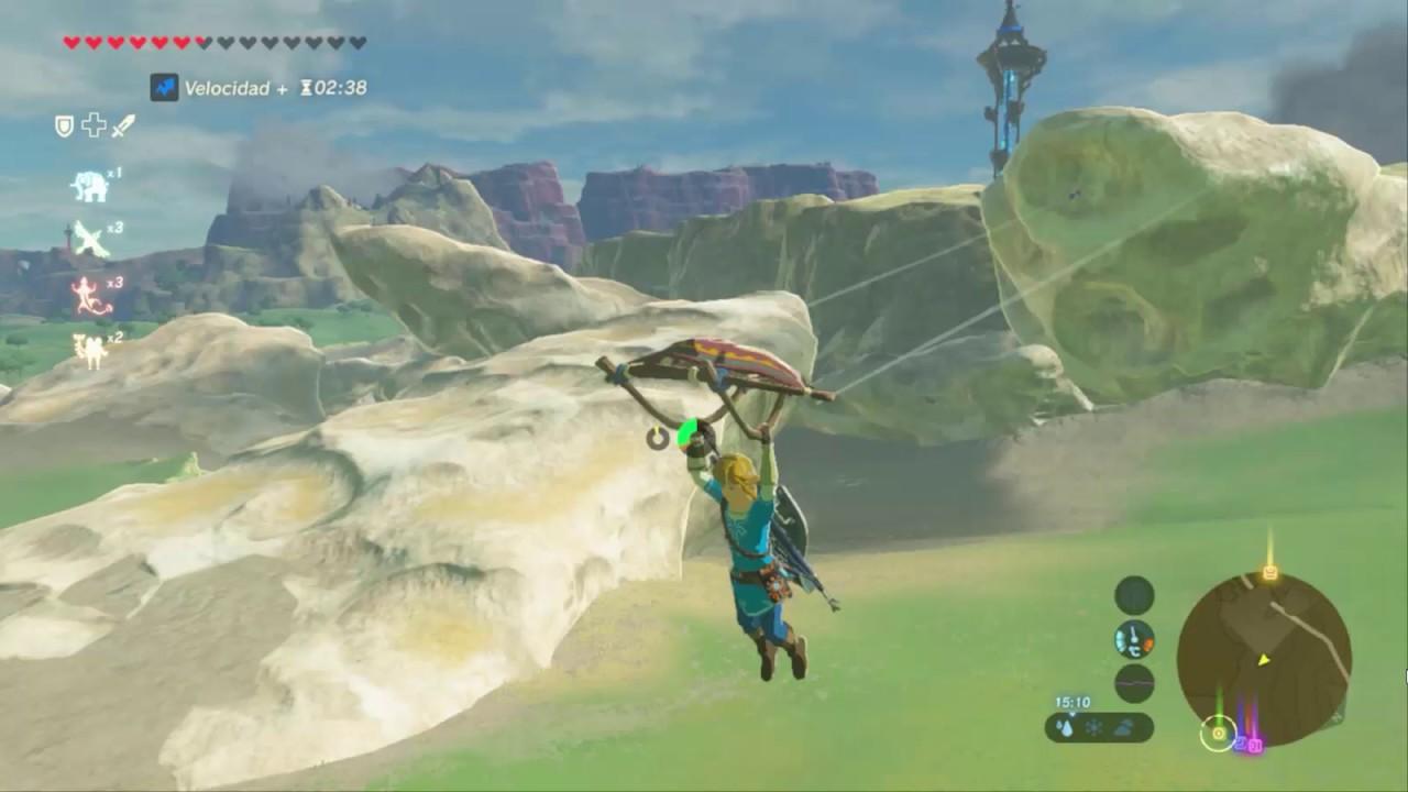 Cemu 1.8.0b - Zelda Bread Of The Wild - YouTube