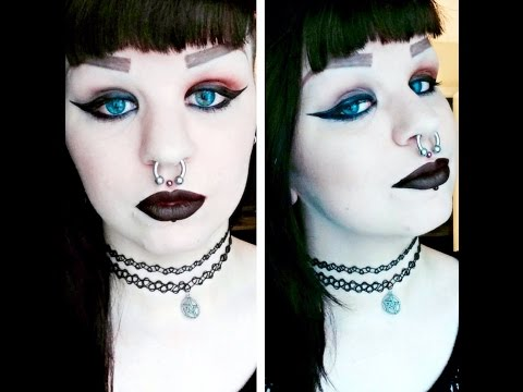 """Review: Notoriously Morbid x Biohazardous Beauty """"Down the Spiral"""" Collection 