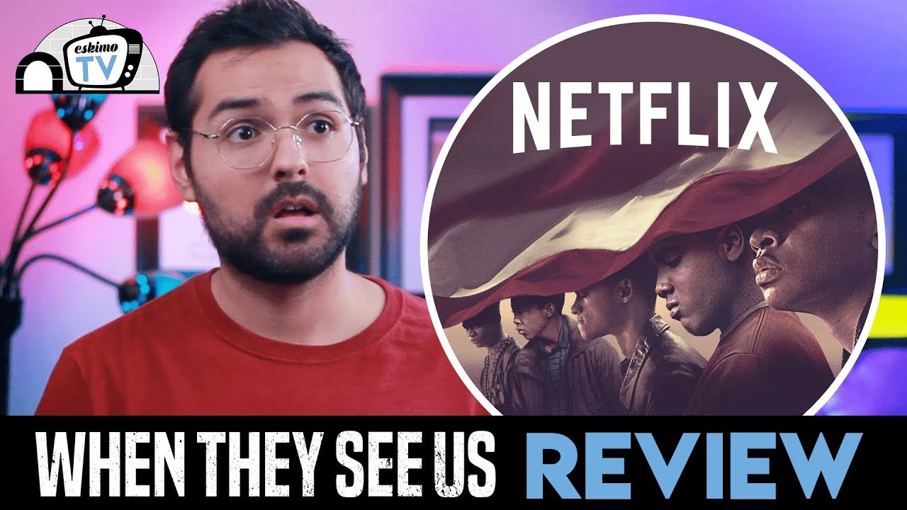 When They See Us Netflix