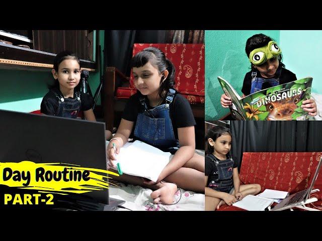Daily Routine with Priyanshi Di / PART-2 | #LearnWithPari #learnwithPriyanshi