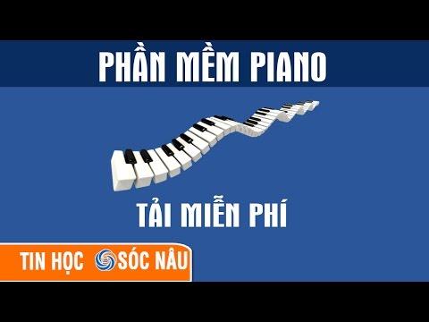 Tải Phần Mềm Học đàn Piano Trên Máy Tính