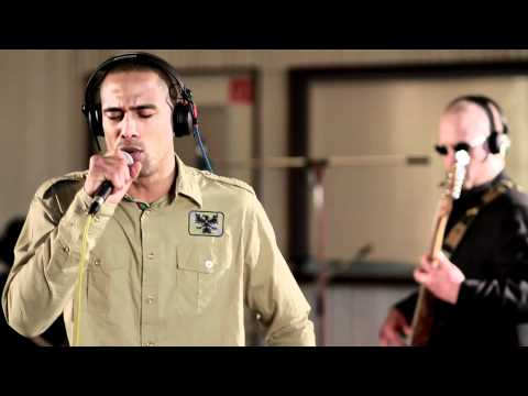"""Moe Mitchell """"Herz in Ketten"""" Studio Session (Official HD Video) 2012"""