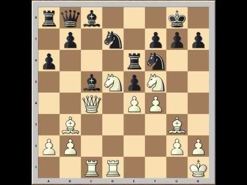 Sicilian Defence: Smith Morra Gambit: Tal vs Neibult