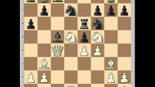 Sicilian Defence: Smith Morra Gambit: Tal vs Neibult