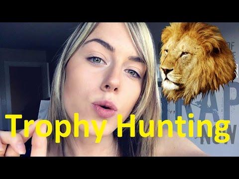 Erin Janus - Trophy Hunting #debunked