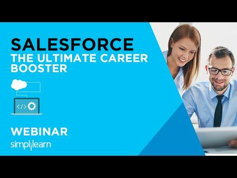 Salesforce Certification Training | Salesforce Tutorials For Beginners | Simplilearn