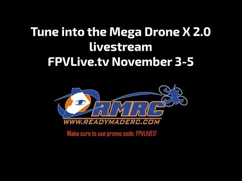TBS Mega Drone-X Qualifiers Race #17 4-Inch Props
