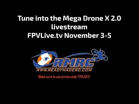TBS Mega Drone-X Qualifiers Race #17 4-Inch Props