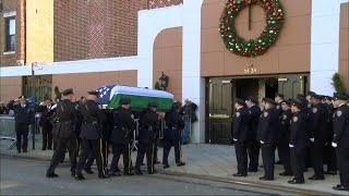 Funeral to Be Held for NYPD Cop Killed in Brooklyn Ambush