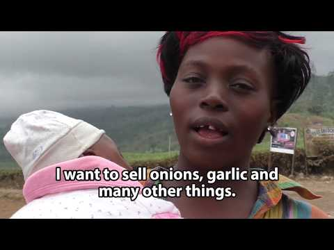 Keep a Girl Alive project - Reach Out Cameroon