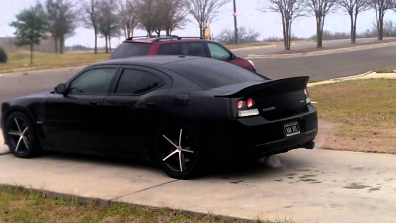 2009 Dodge Charger Srt8 Youtube