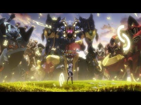 Knights & Magic 「AMV」- Hello My World! [fhána]
