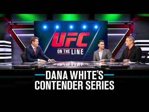On The Line | Dana White's Contender Series - Week 4