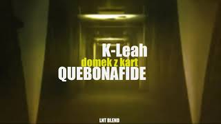 Quebonafide ft.K-Leah - domek z kart [LNT BLEND]