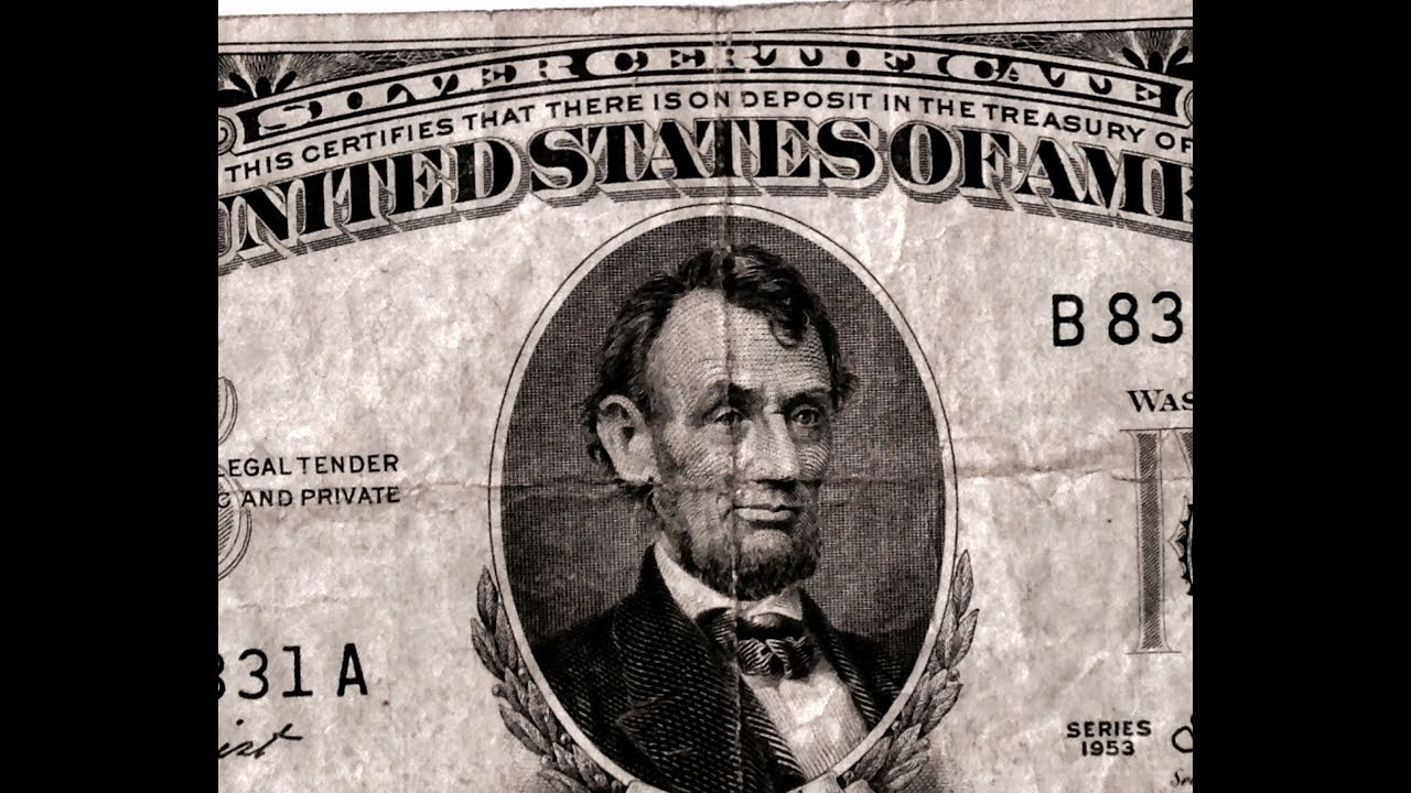 Silver certificates star notes and other rare dollar bills youtube silver certificates star notes and other rare dollar bills 1betcityfo Images
