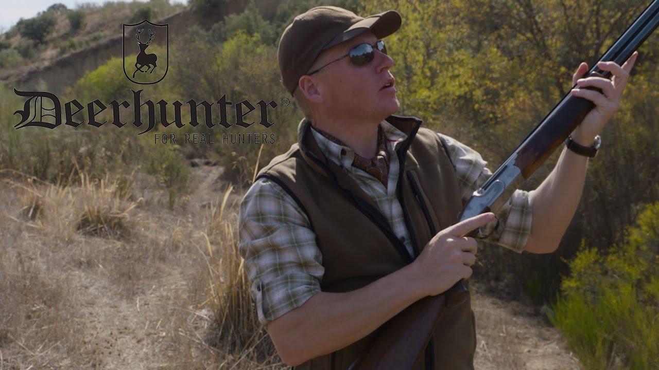 Driven Partridge Shooting With Ian Harford - Deerhunter