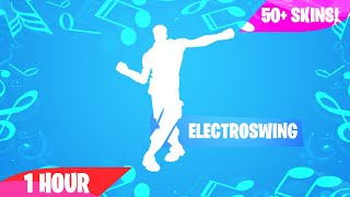 Fortnite - ELECTRO SWING Emote (1 Hour) (Music Download Included)