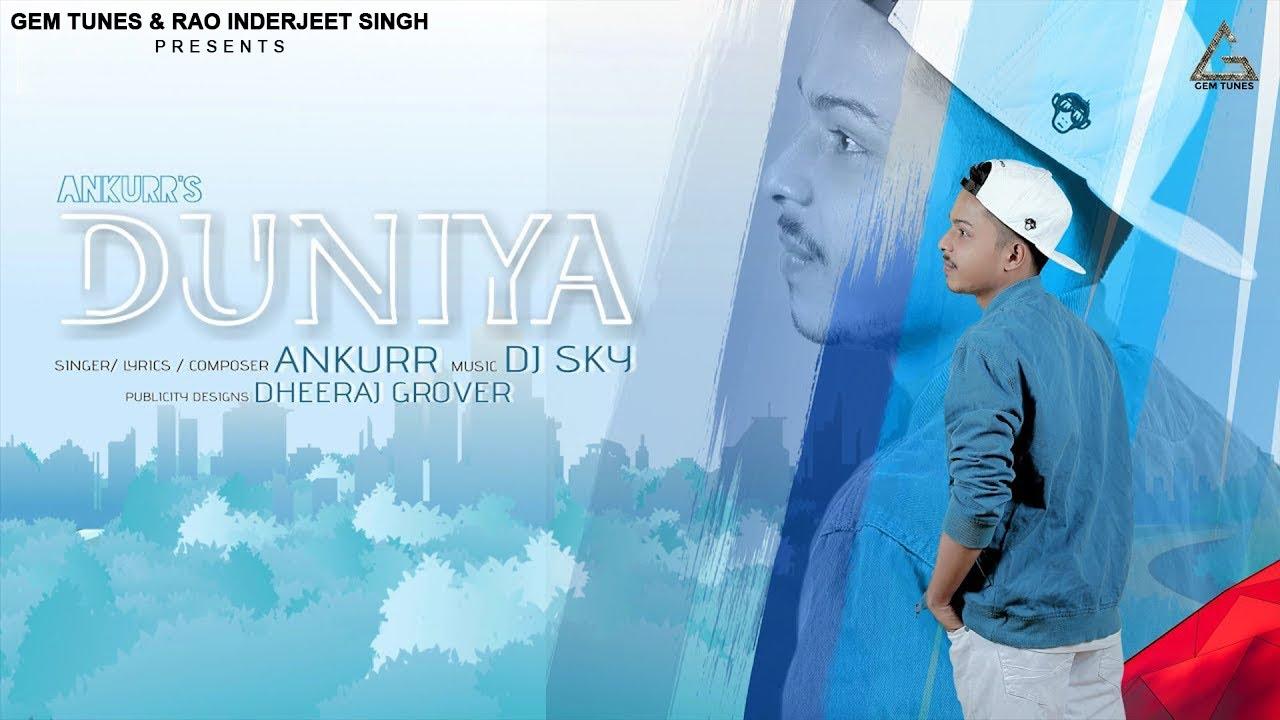 Ankurr - Duniya (Official Audio) | DJ Sky | Latest Haryanvi Songs 2020