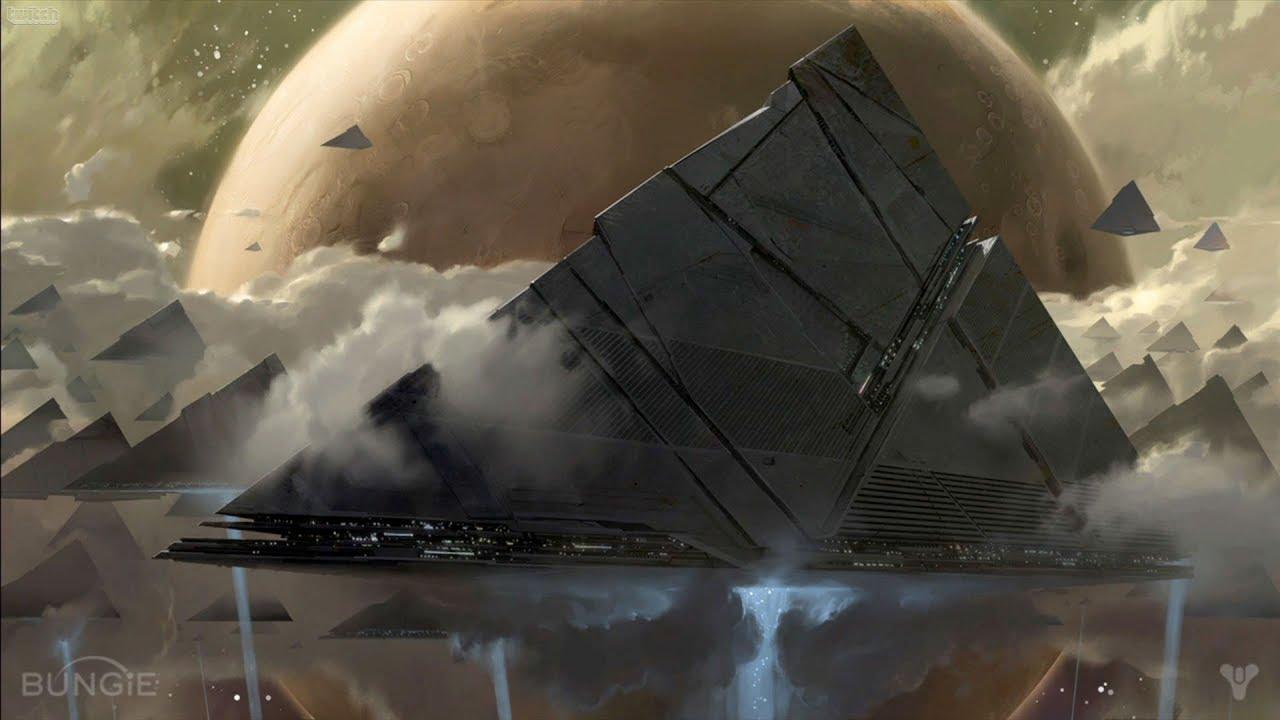 destiny triangular ships ile ilgili görsel sonucu
