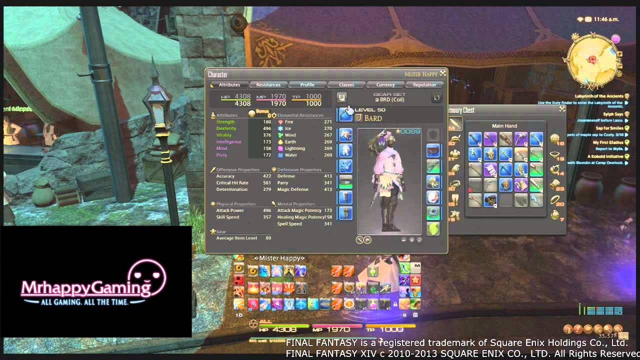 FFXIV ARR: Commons Questions/Answers About Extreme Primals