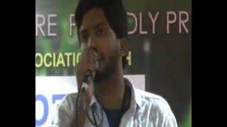 Aayiram kaathangalikkare- singer : Riyas Kariyad