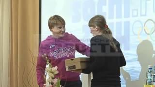 С олимпийского урока начался учебный год в школах Новосибирска