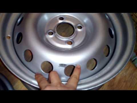 Разболтовка колесных дисков рено логан 2011