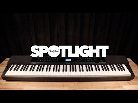 Casio Privia PX-350 Digital Piano Overview