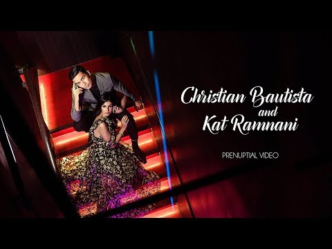 Christian Bautista and Kat Ramnani | Save the date by Nice Print Photography