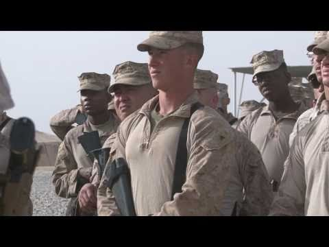 2nd Battalion, 3rd Marines visited by Commandant and Sgt. Maj. of the Marine Corps