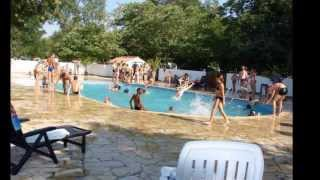 Camping Le fief d Anduze    camping ***