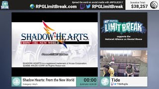 Shadow Hearts: From the New World by Tide (RPG Limit Break 2017 Part 21)