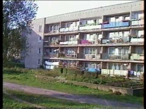Gołdap jesienią 1991r. 0.08 godz.m2p