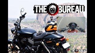 Harley Davidson Street 750 0-100 kmph Acceleration | TGB Acceleration